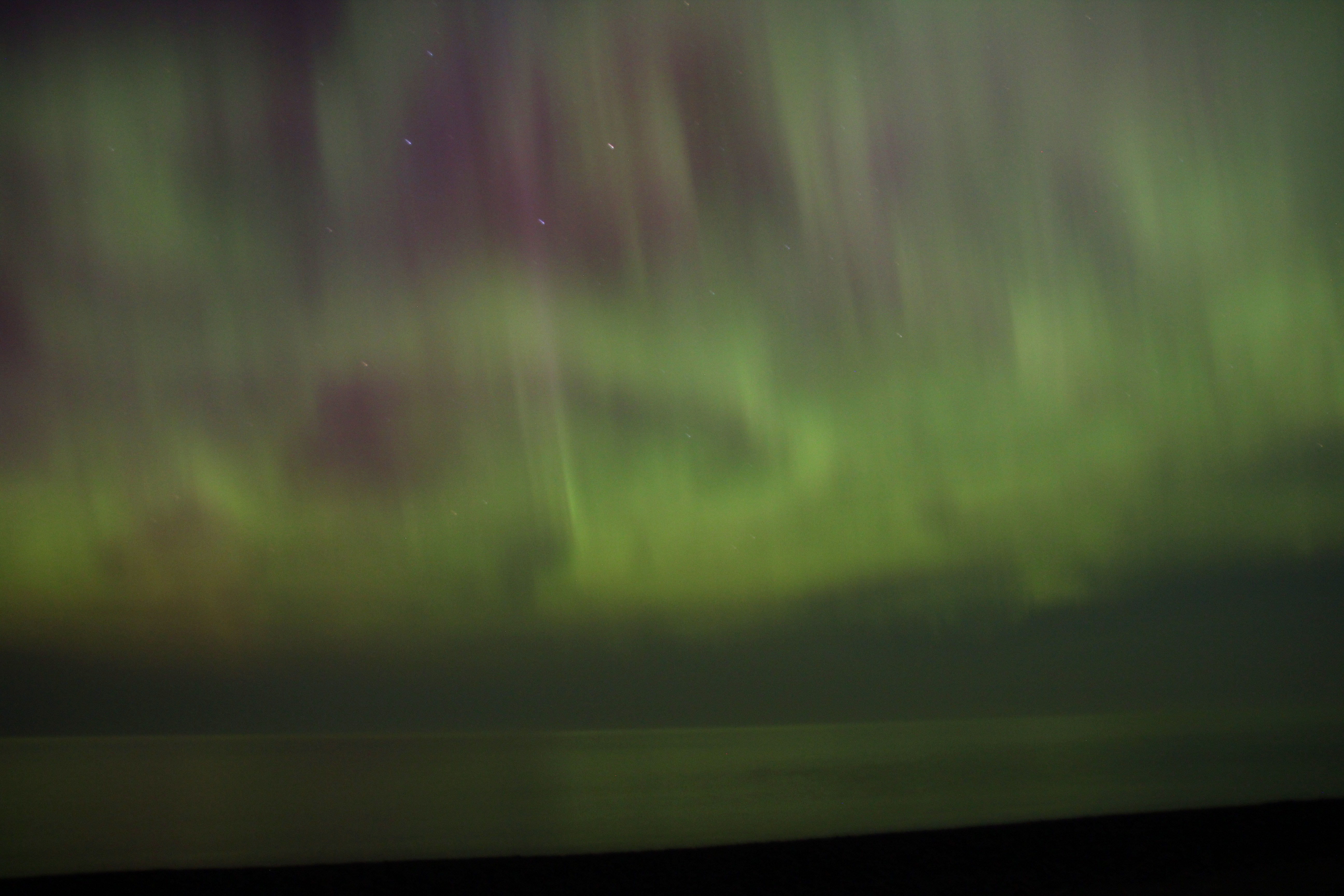 Dazzling Northern Lights and Bright Planets Wow Weekend Stargazers