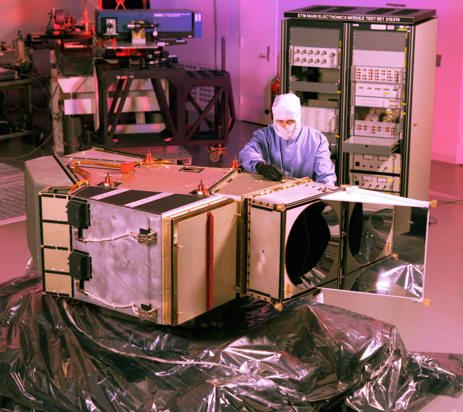 Landsat 7 Mapper