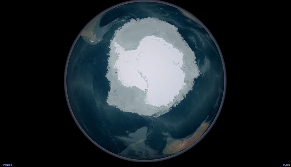 Uncovering Antarctica