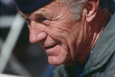 Chuck Yeager continued to act as a flight consultant for the air force until his last flight on October 14, 1997.