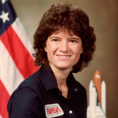 Astronaut Biography: Sally K. Ride