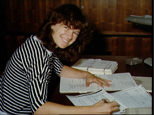 Sally Ride Reviews STS-3 Post-Flight Data