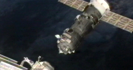Russia to Re-Try Space Station Docking Test Saturday