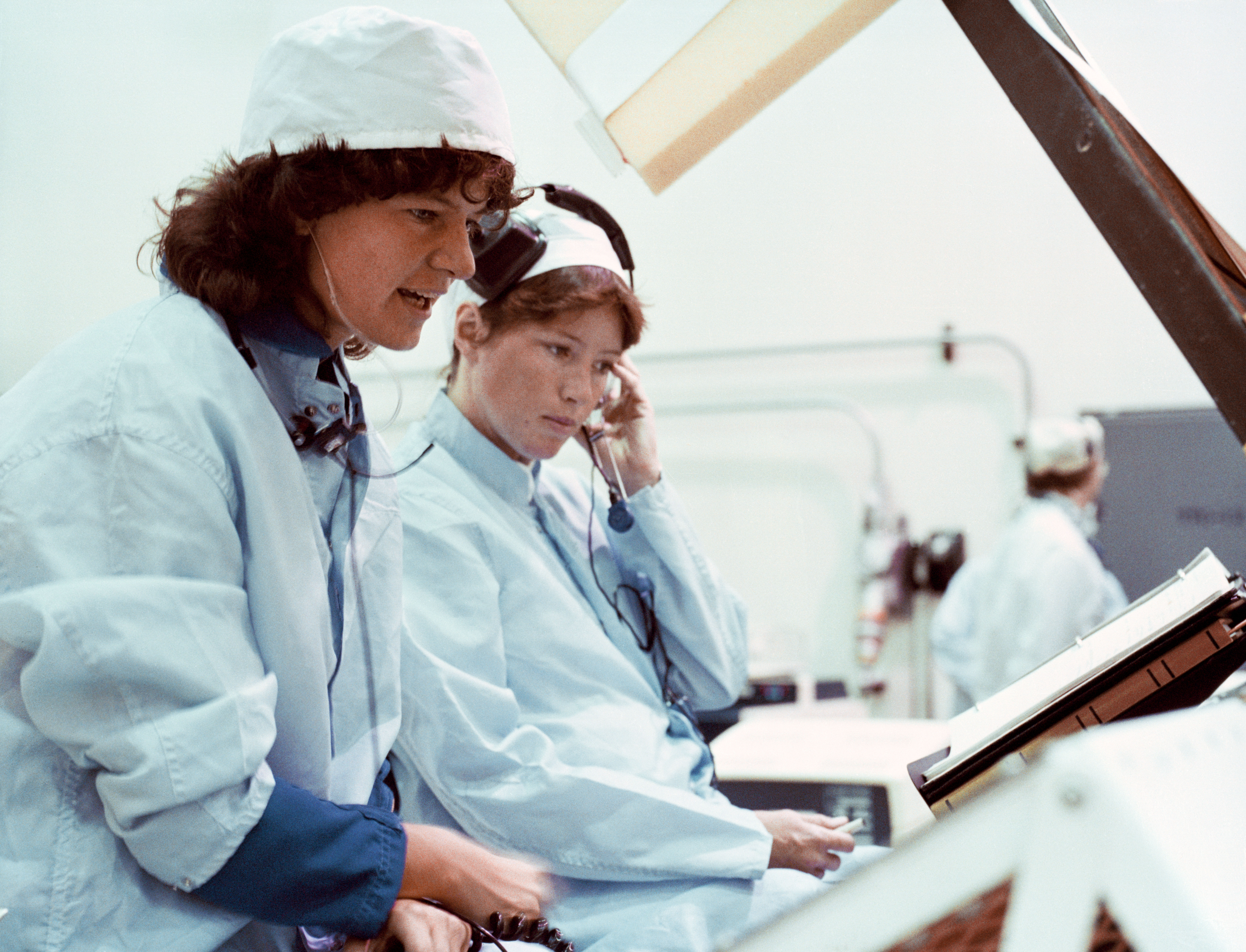 Sally Ride: First American Woman in Space (Pictures)