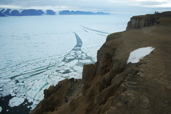 Record Greenland Ice Melt Happened in Days