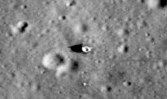 Apollo Moon Landing Flags Still Standing, Photos Reveal