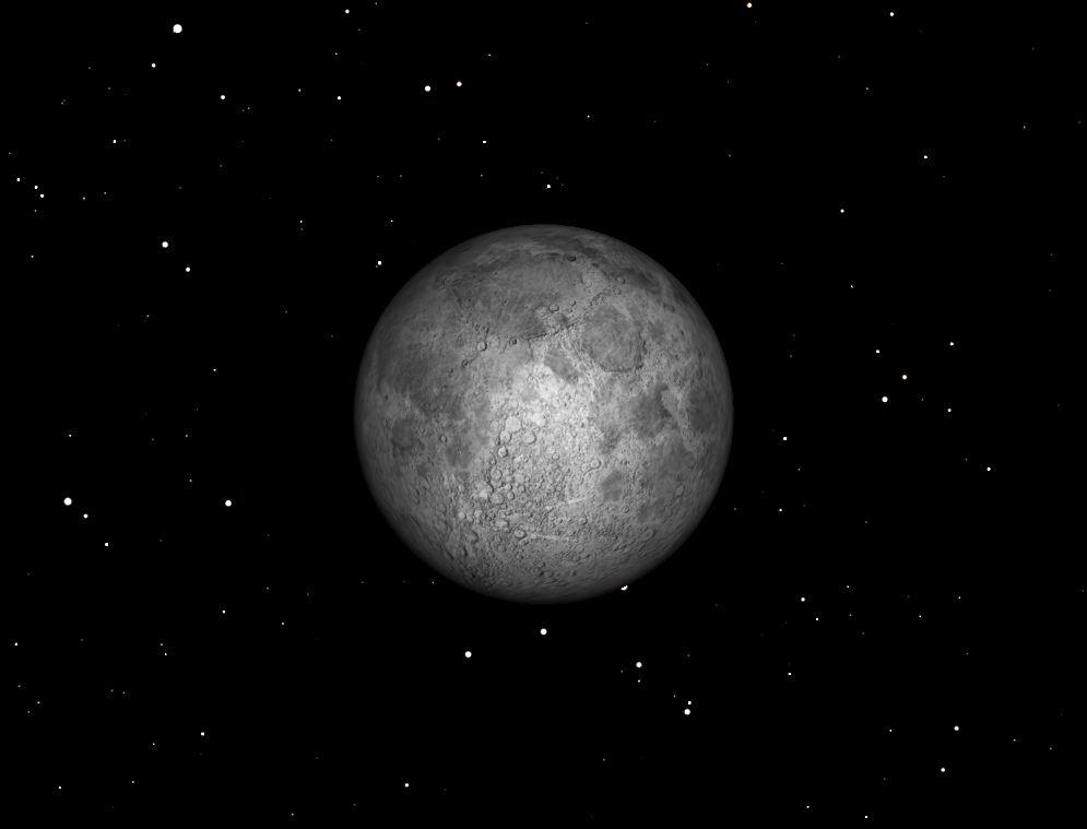 August 2012 Full Moon 2