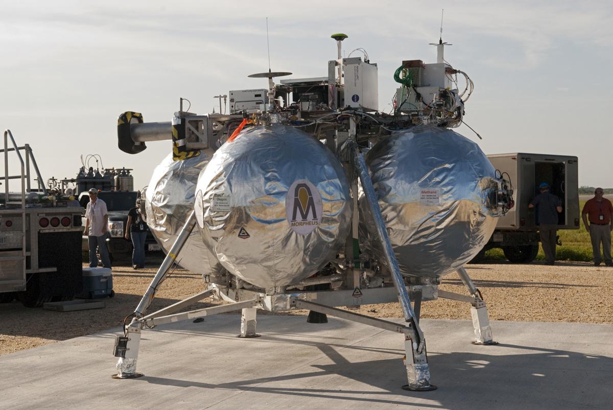 The New Lander