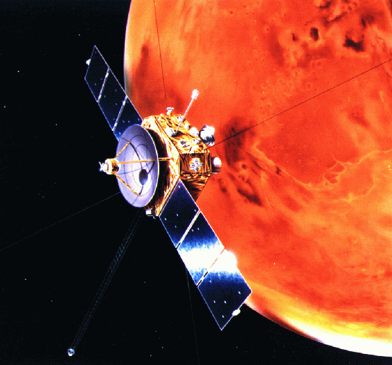 Japan's Nozomi Mars Probe