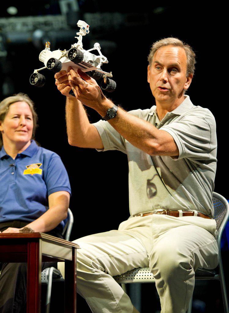 Mars Rover Chief John Grotzinger