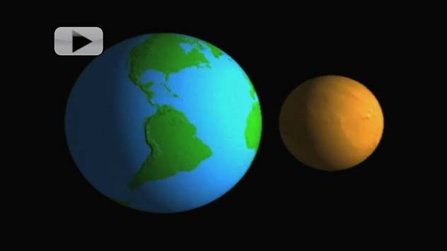 Why Is Mars So Small? | Video