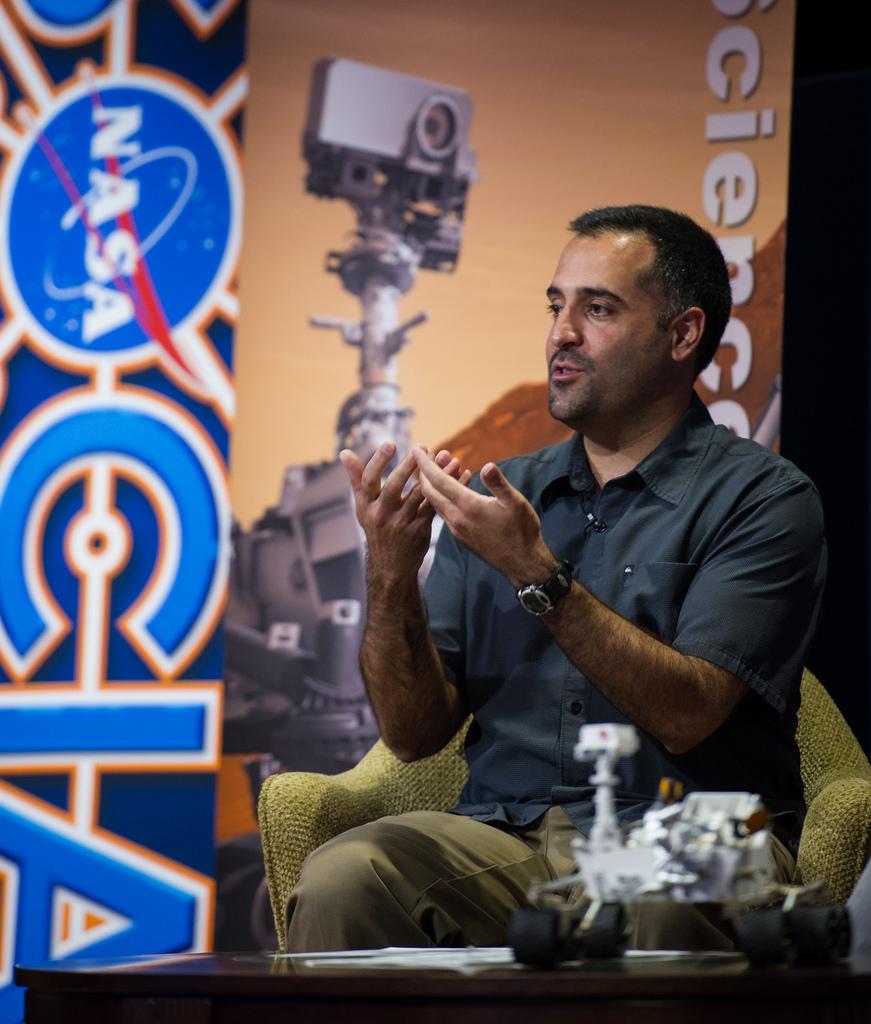 Mars Rover Curiosity Landing: NASA Social