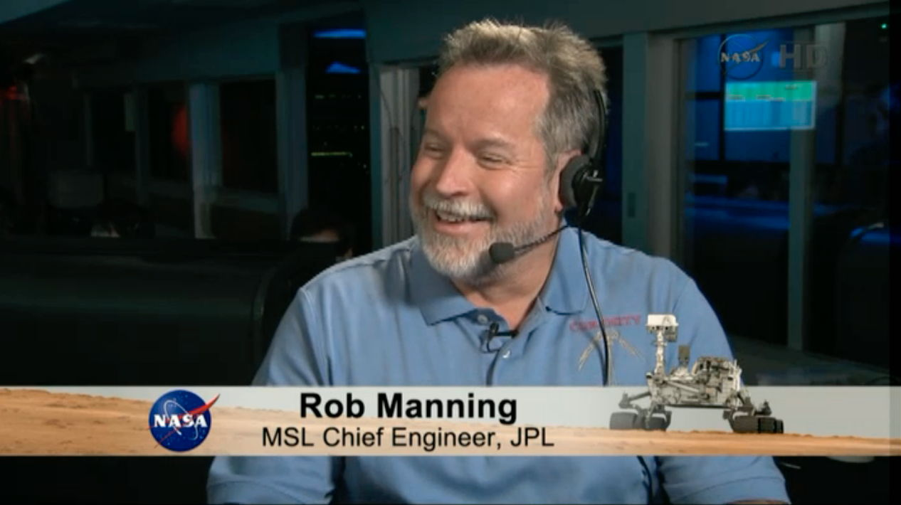 Rob Manning Interview
