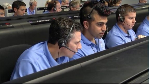 """Mohawk Guy"" Bobak Ferdowsi may have been the biggest star of the Curiosity rover's Mars landing, after the rover itself."