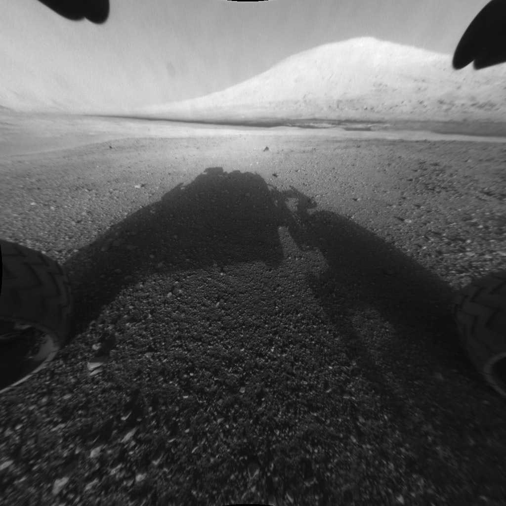 Mars Rover Curiosity to Snap Color Panoramic Photos Soon