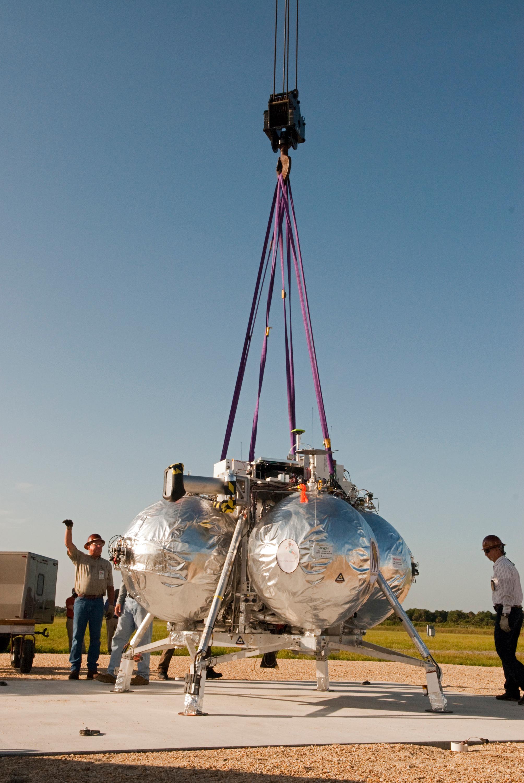 Project Morpheus Lander