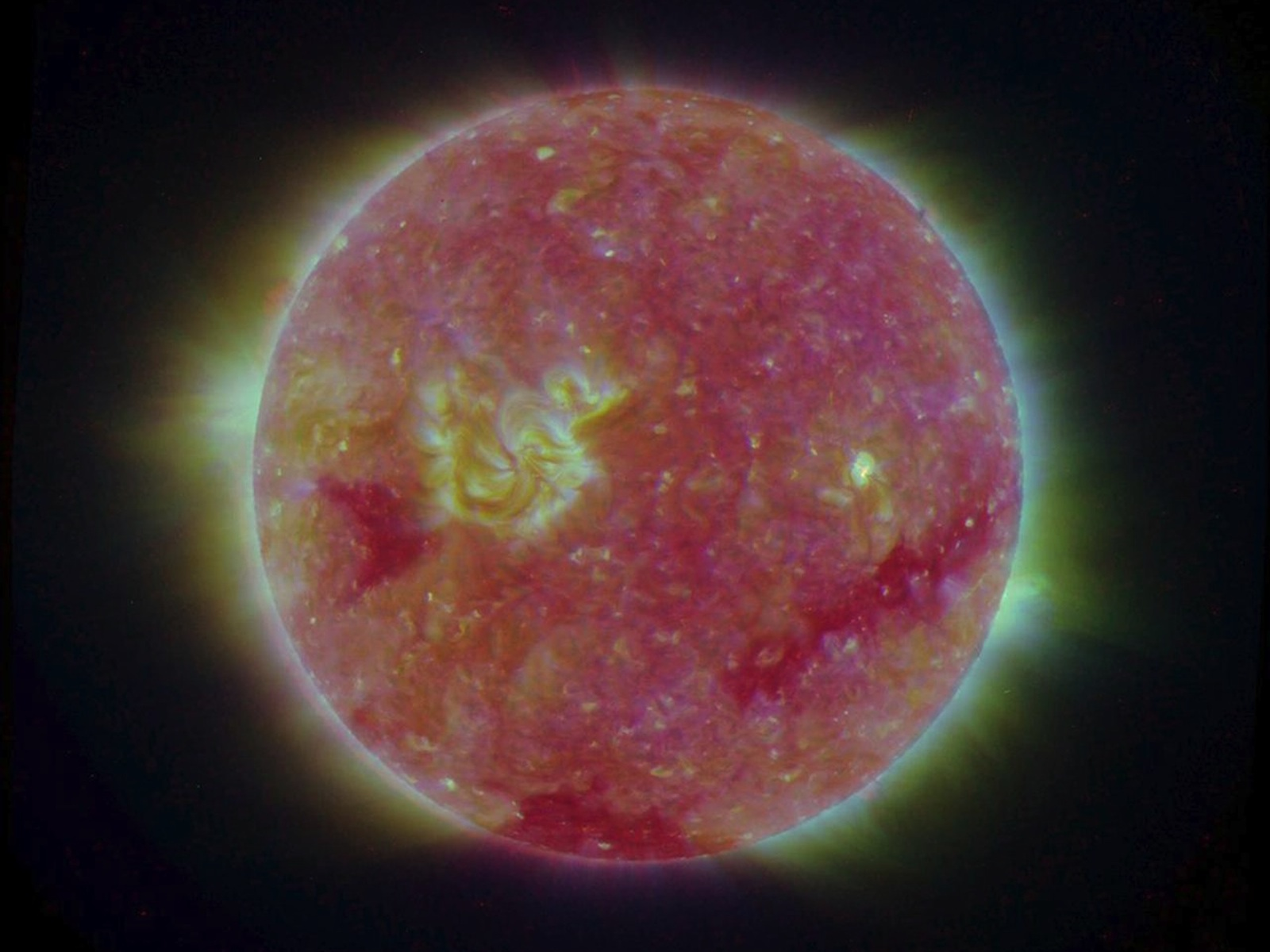 Full Disk Image of the Sun