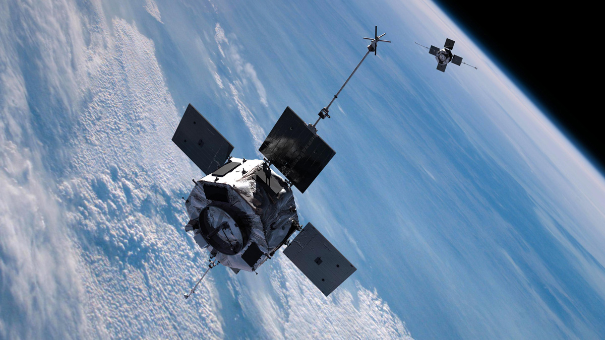 Twin NASA Satellites to Probe Earth's Harsh Radiation Belts