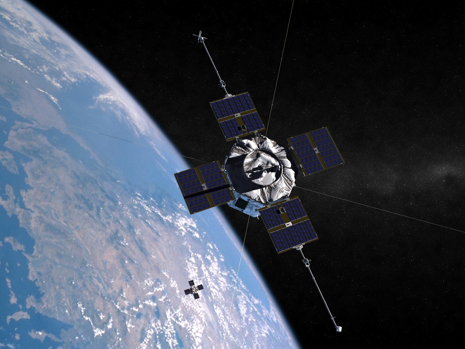 Radiation Belt Storm Probes Mission,