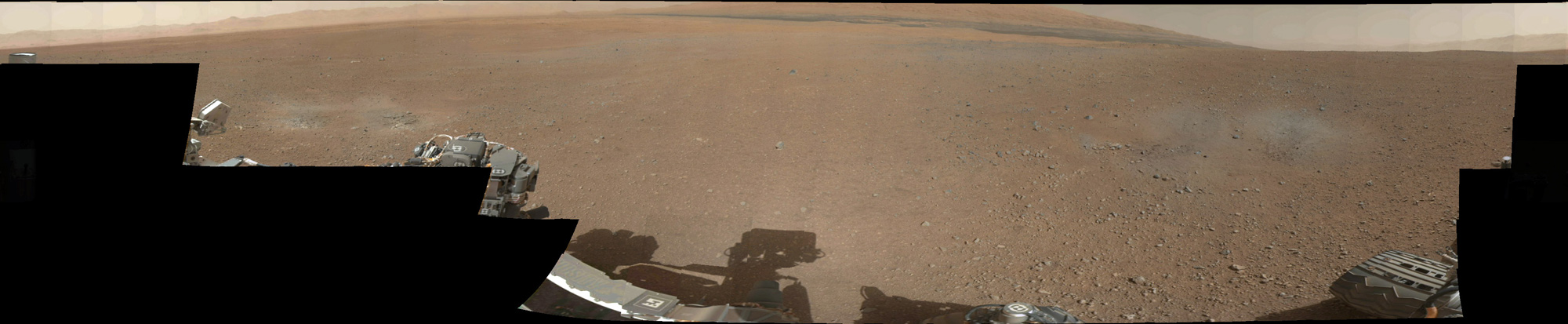 Weather On Mars Surprisingly Warm, Curiosity Rover Finds
