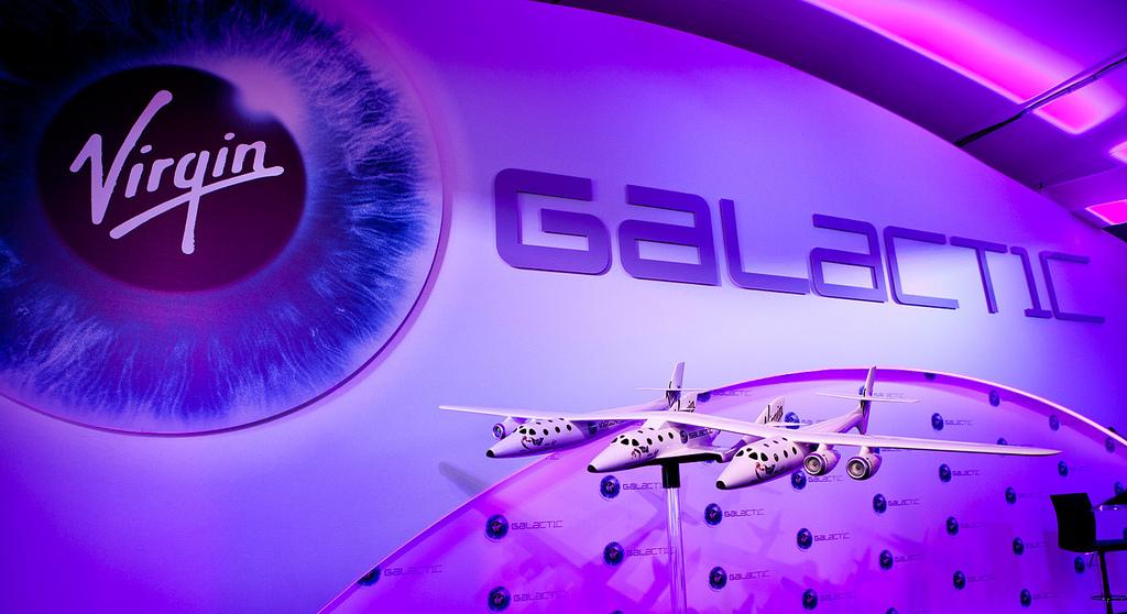 Virgin galactic space tourism marketing plan