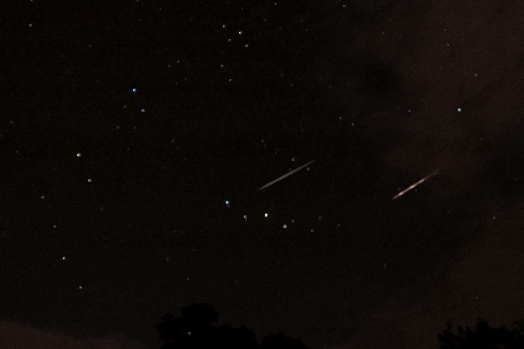 2012 Perseid Meteor Shower: Douglas Keck