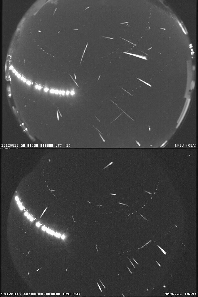 Perseid Meteor Shower 2012: NASA