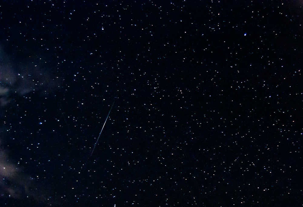 Perseid Meteor Shower 2012: Tyler Leavitt