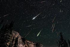 Perseid Meteor Shower 2012: David Kingham