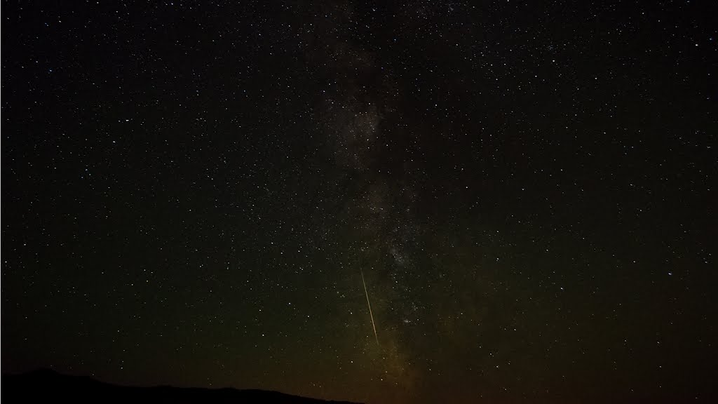 Perseid Meteor Shower 2012: Jon Gibson