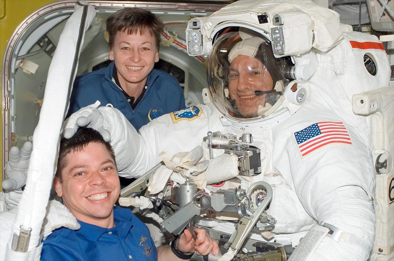 NASA Names New Chief Astronaut