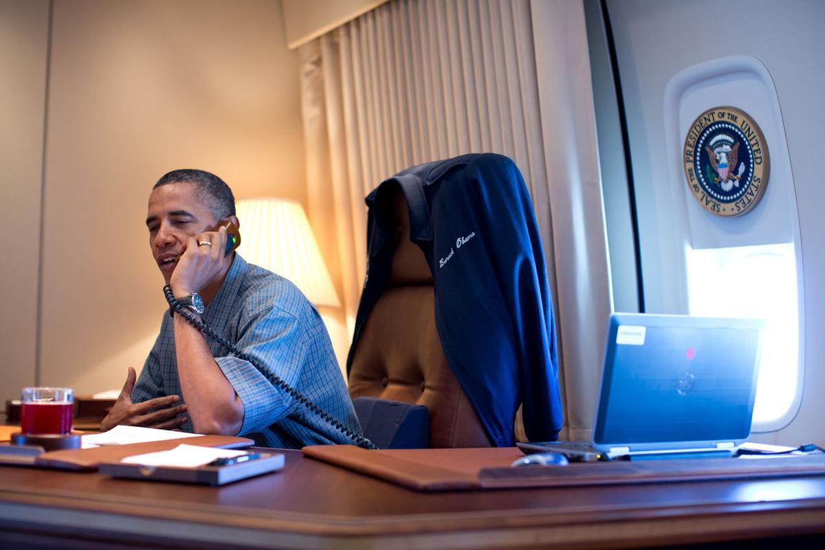 Obama Calls Curiosity Team