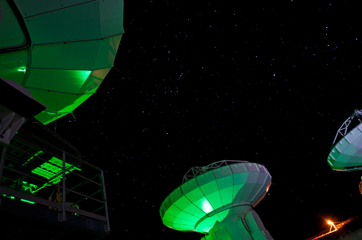This is one cool telescope — literally