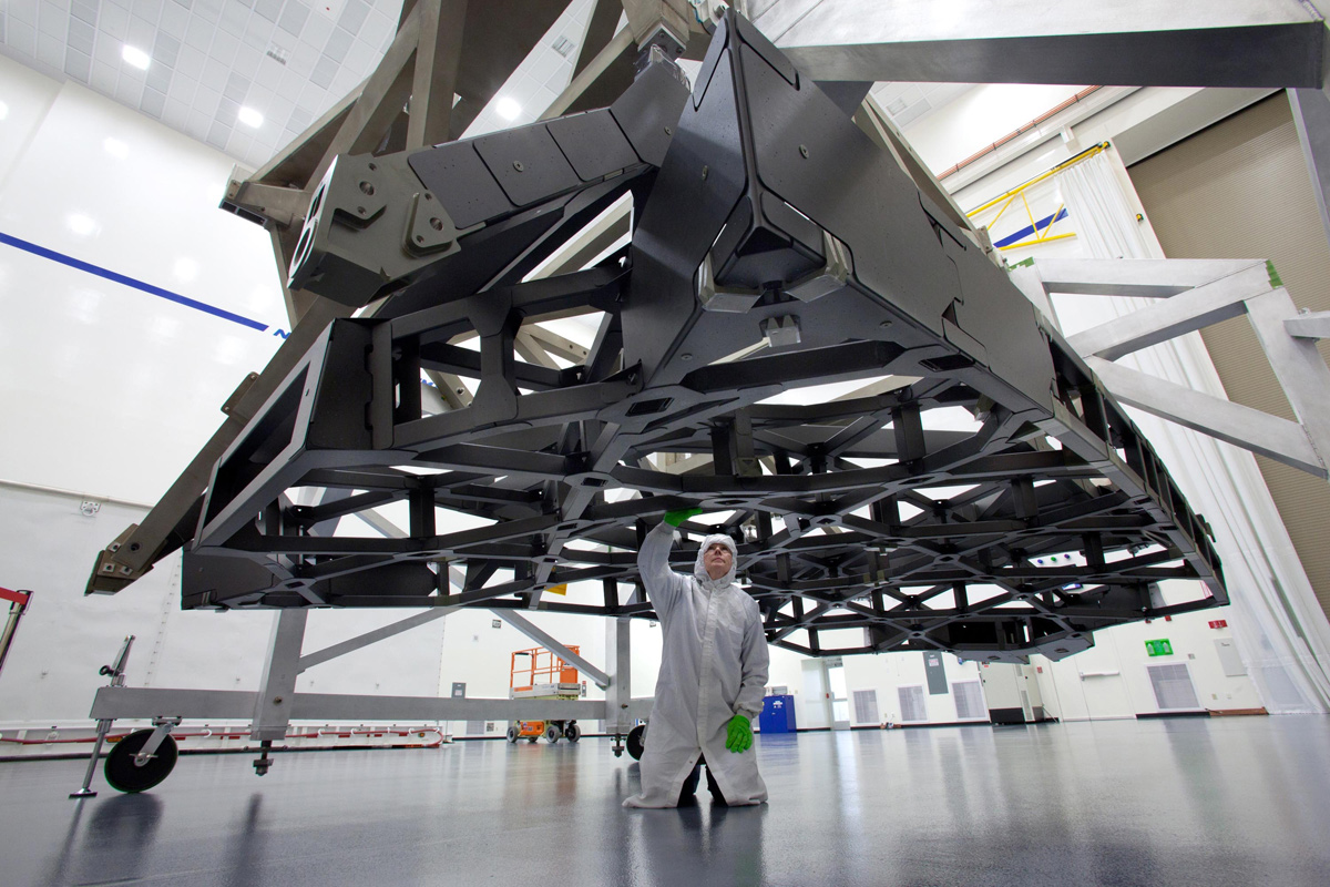 The James Webb Space Telescope Backplane Pathfinder