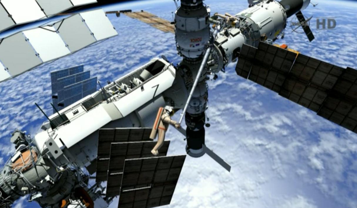 Russian Spacewalk Preview: Aug. 20, 2012