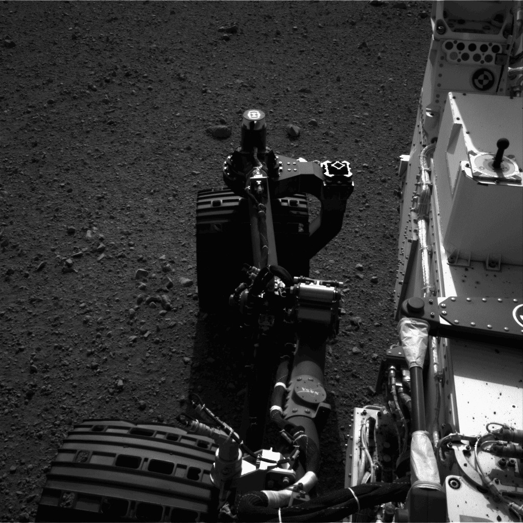 Mars Rover Curiosity to Take 1st Martian Drive Wednesday
