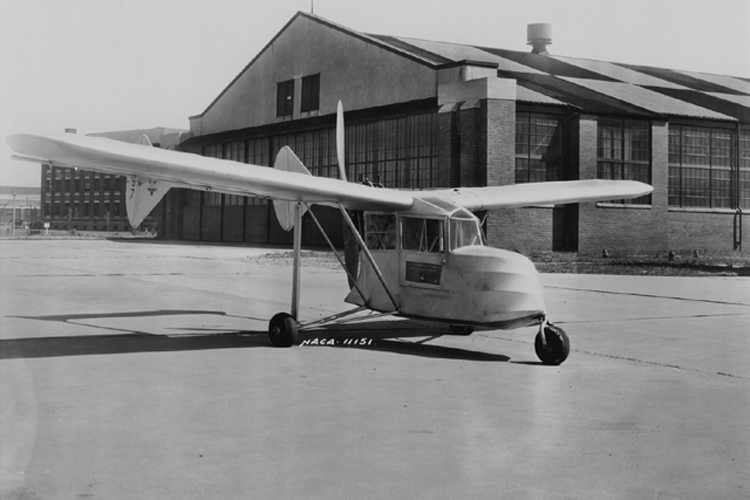 Space History Photo: Weick W-1A of 1934