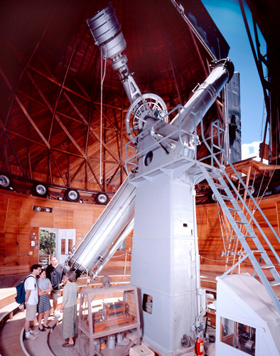 Docent Tour of Clark Telescope