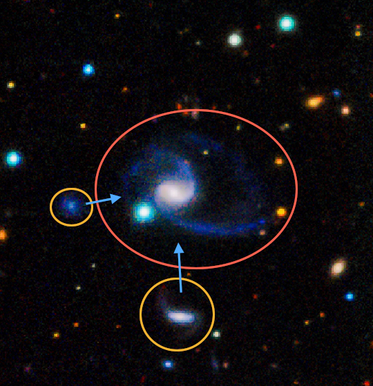 First Milky Way Galaxy 'Twins' Found
