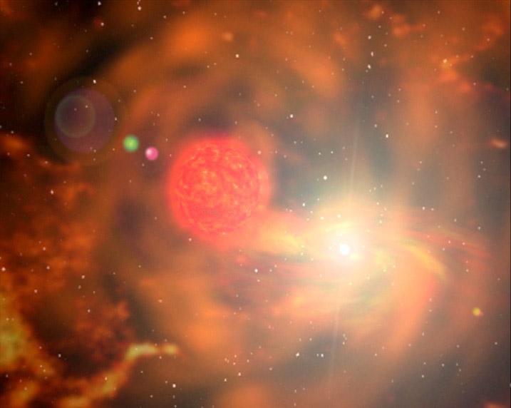 Stellar Triggers of Exploding Stars Revealed