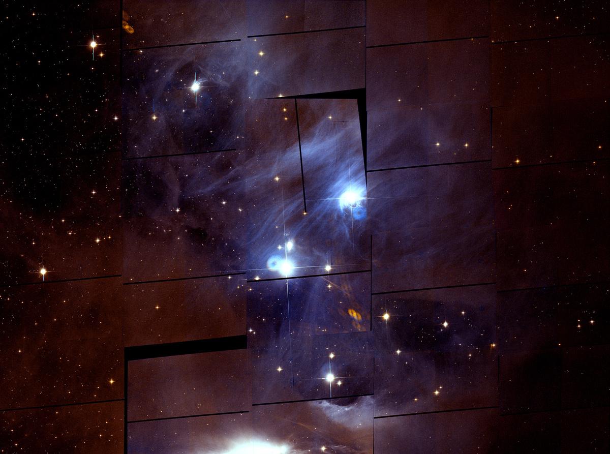 Fourth Prize: Renaud Houdinet, Nebula Chamaeleon I