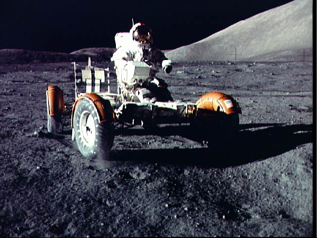 Apollo 17: The Last Men on the Moon