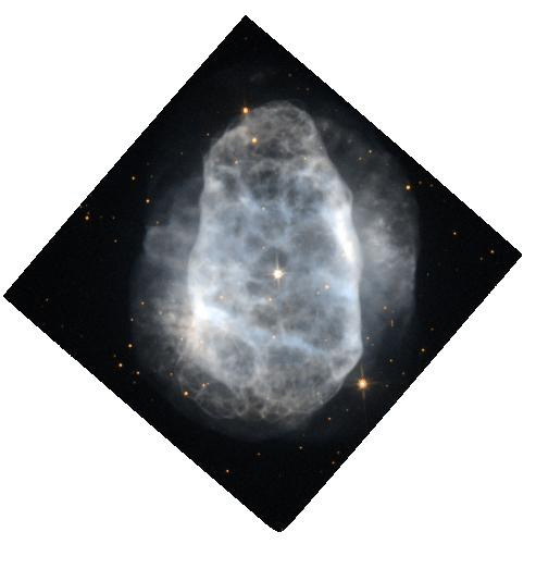 Eighth Prize, Basic Category: Matej Novak, NGC 6153