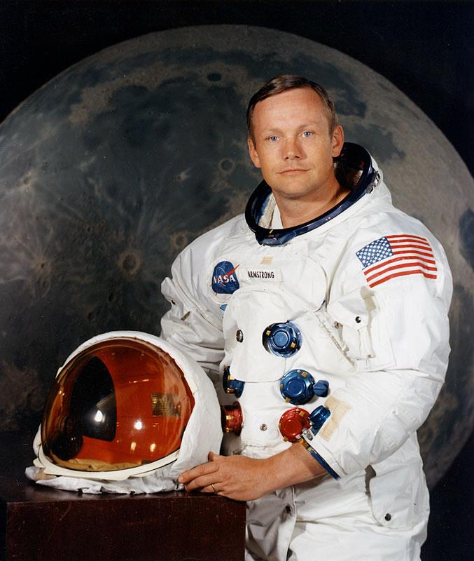 Neil Armstrong: American Icon