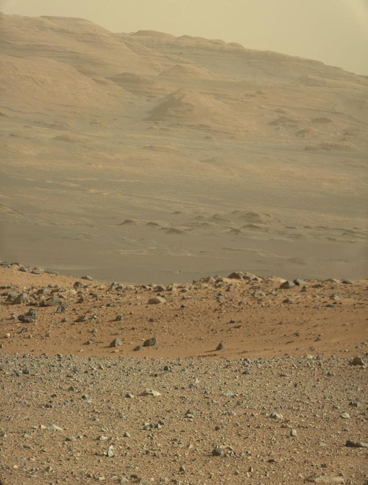 Focusing Curiosity Rover's 100-Millimeter Mastcam