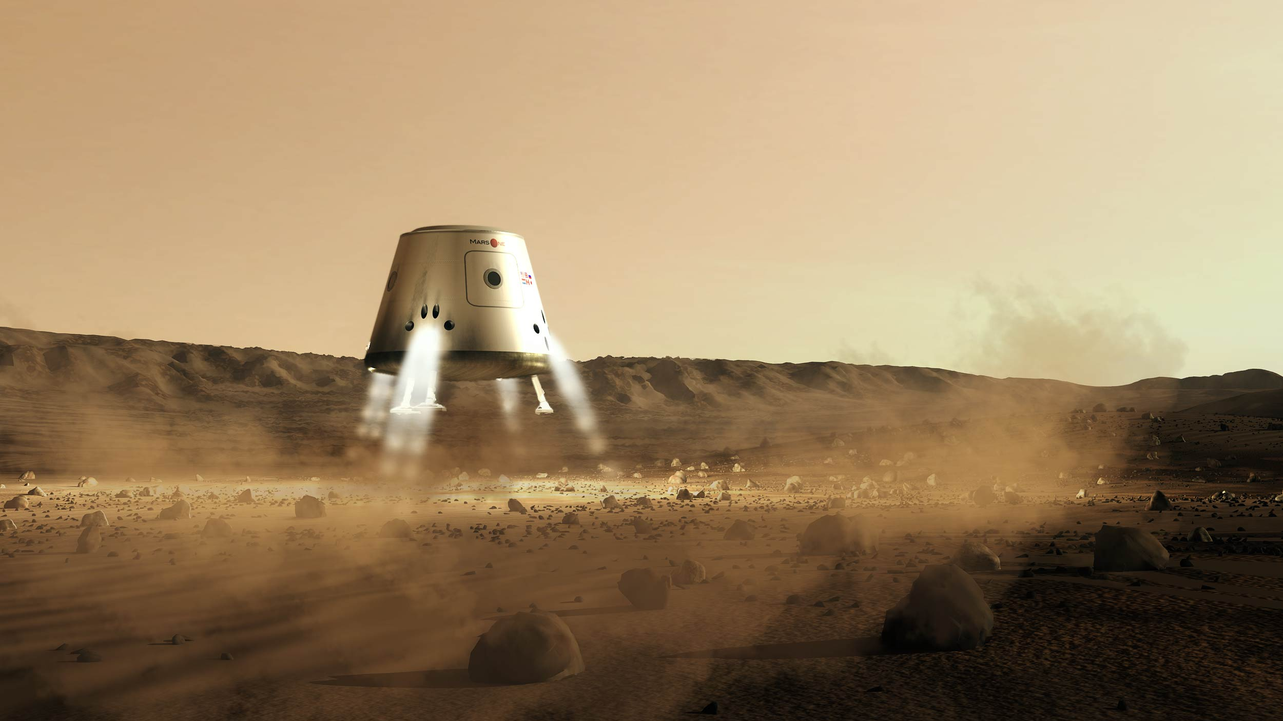 Applicants for One-Way Mars Trip to Descend on Washington