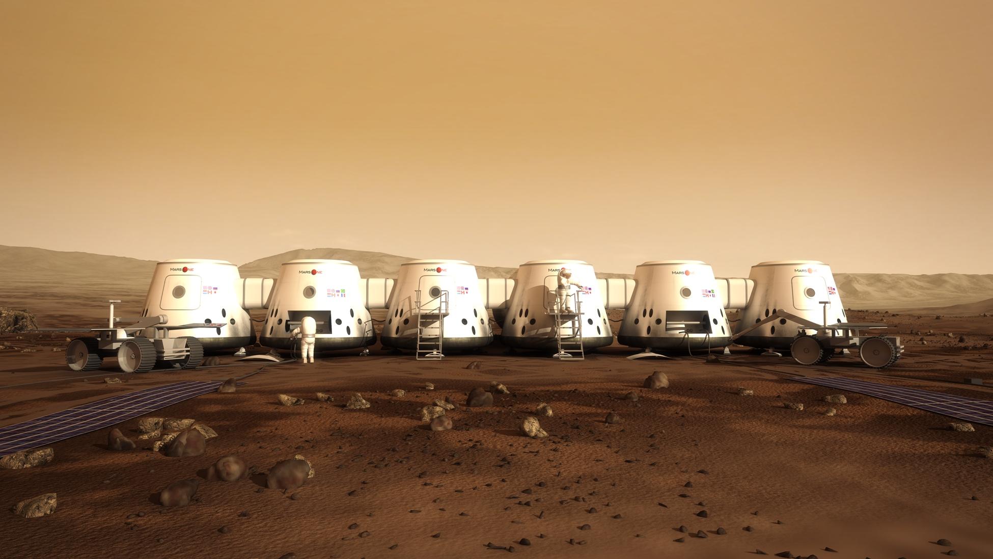 2023: Bootprints on Mars?