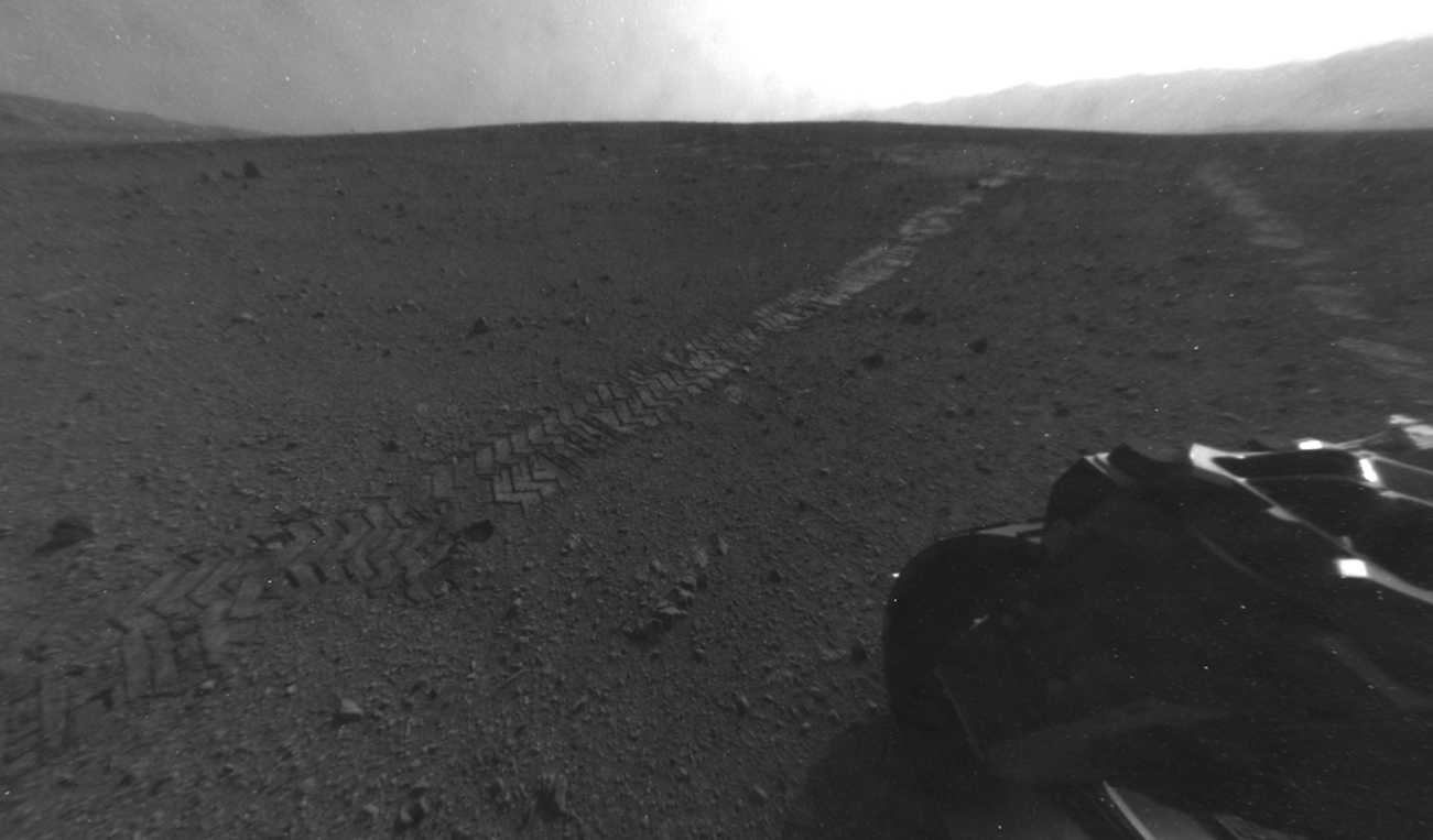 curiosity landing site - photo #8