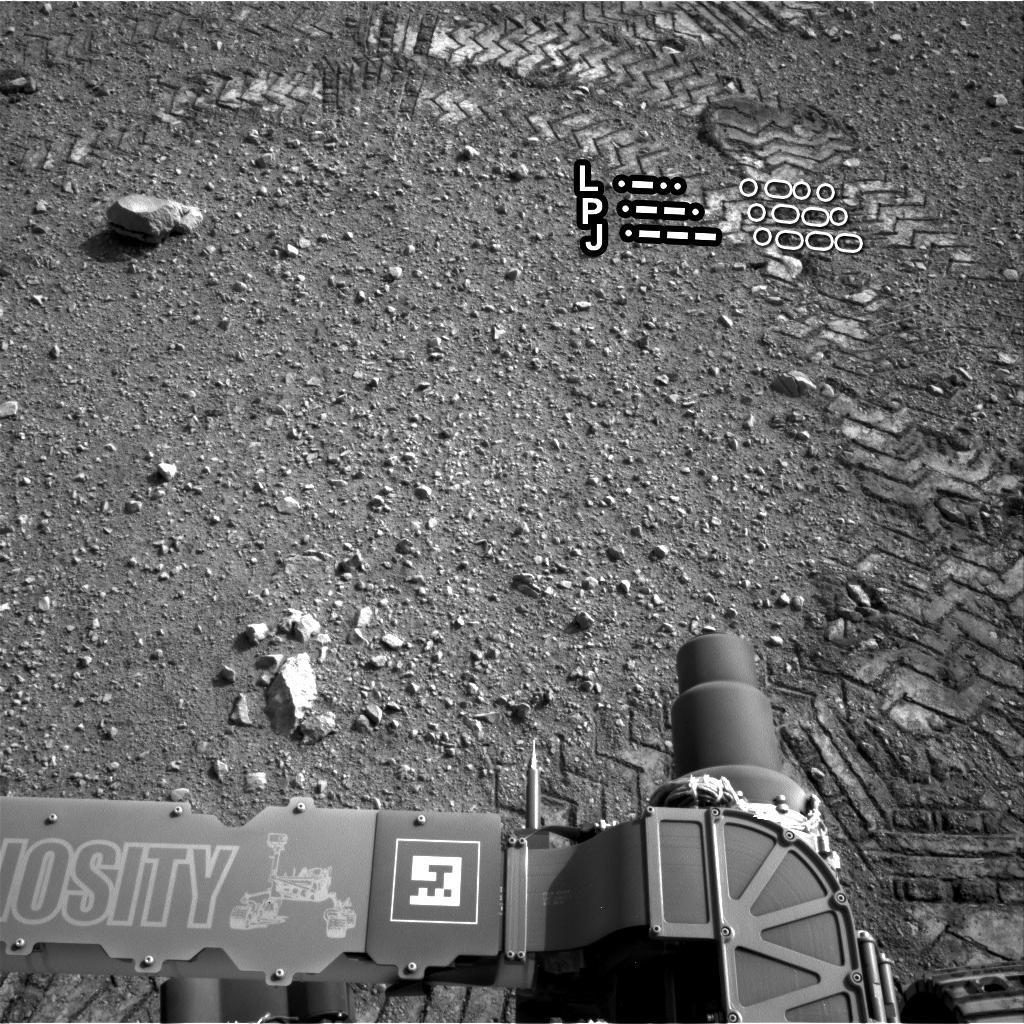 JPL in Morse Code
