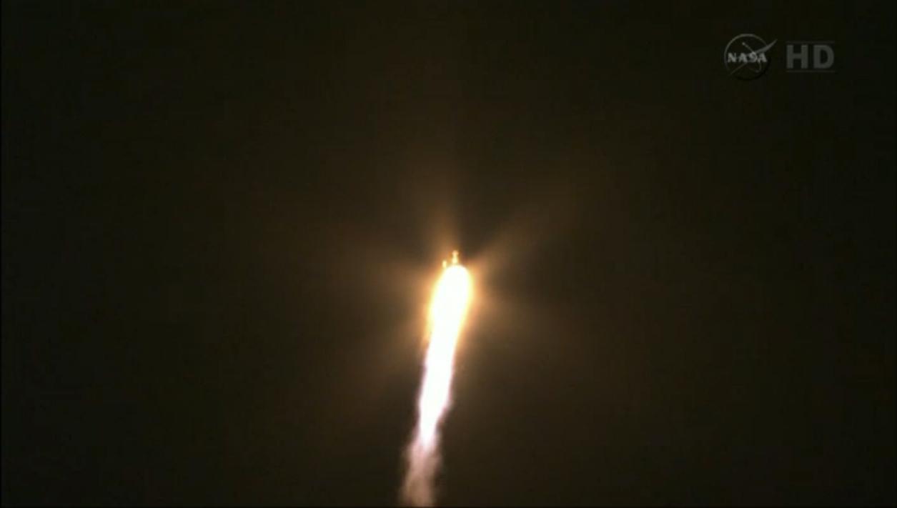 Radiation Belt Storm Probes Launch (Ascent)